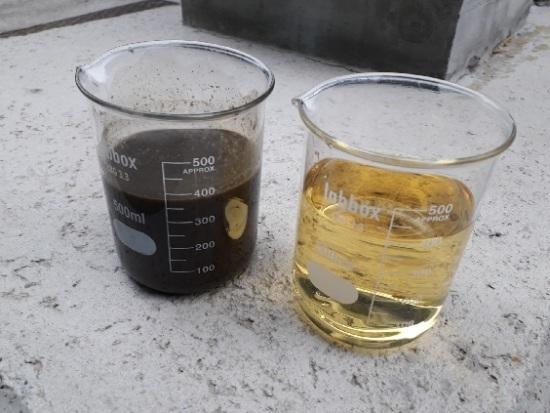 agua ultrafiltración